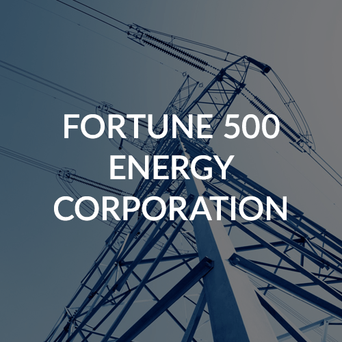 Fortune 500 Energy Corporation Teams Case Study