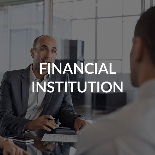 Financial Institution Teams Case Study