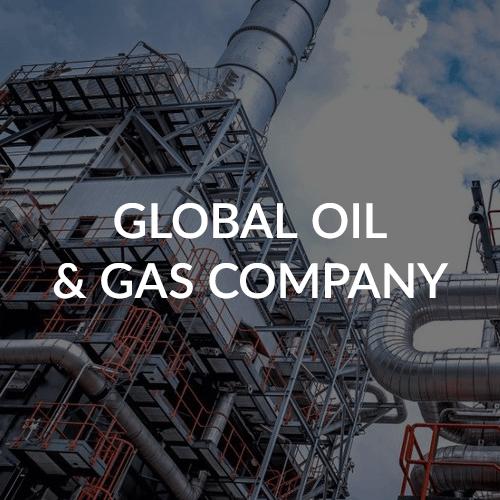 Global Oil & Gas Company Teams Case Study