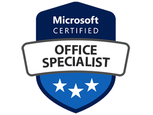 MICROSOFT CERTIFIED-Office Specialist