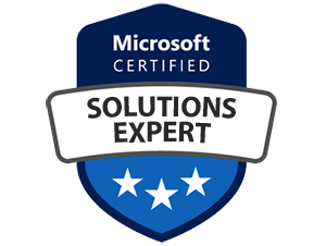 MICROSOFT CERTIFIED-Solutions Expert