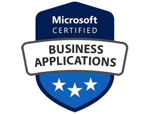 MICROSOFT CERTIFIED-Business Applications